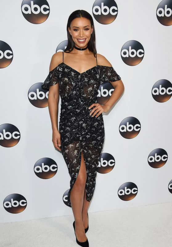 Ilfenesh Hadera – ABC All-Star Party in LA