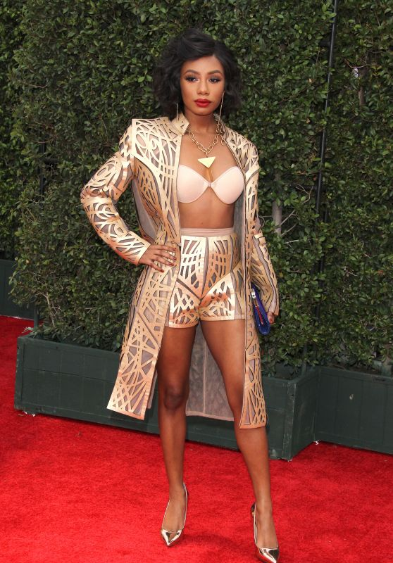 Imani Hakim – 2018 NAACP Image Awards in Pasadena
