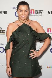 Imogen Thomas - Nordoff Robbins Six Nations Championship Rugby Dinner in London