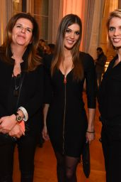 Iris Mittenaere - Guess Dinner at Crillon Hotel in Paris