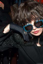 Isabelle Adjani – Elie Saab Haute Couture Spring Summer 2018 Show in Paris