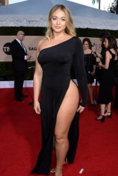 Iskra Lawrence – 2018 SAG Awards in LA
