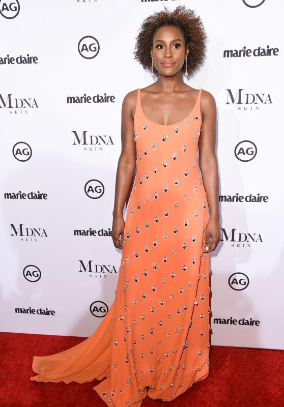 Issa Rae – Marie Claire Image Makers Awards in Los Angeles