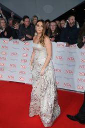 Jacqueline Jossa – 2018 National Television Awards in London