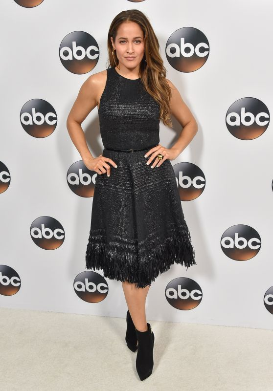 Jaina Lee Ortiz – ABC All-Star Party in LA