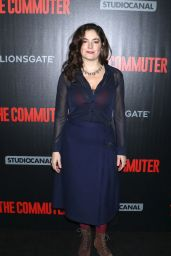 """Jamie Neuman – """"The Commuter"""" Premiere in NYC"""