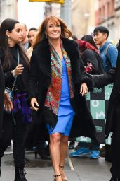 Jane Seymour - BUILD Series in New York 01/23/2018