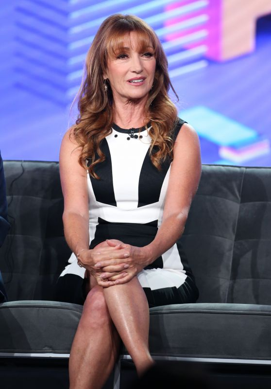 "Jane Seymour – POPTV ""Let's Get Physical"" TV Show Panel in LA"