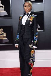 Janelle Monae – 2018 Grammy Awards in New York