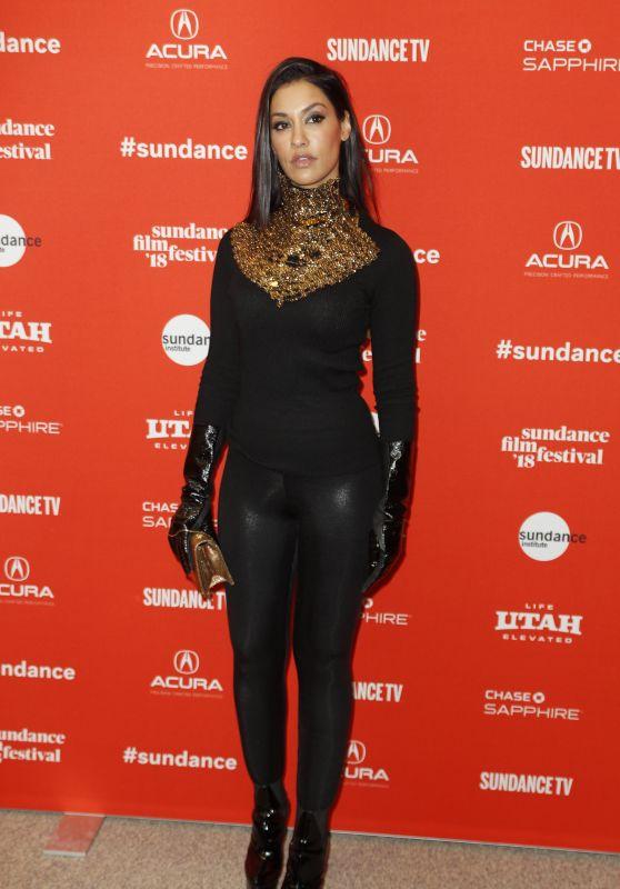 "Janina Gavankar – ""Blindspotting"" at the 2018 Sundance Film Festival in Park City"
