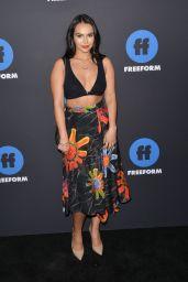 Janis Valdez – 2018 Freeform Summit in Hollywood