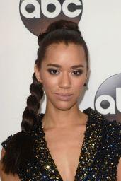 Jasmin Savoy Brown – ABC All-Star Party in LA