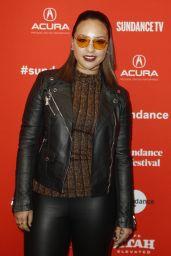 """Jasmine Cephas Jones – """"Blindspotting"""" at the 2018 Sundance Film Festival in Park City"""