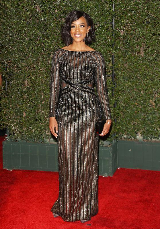 Jazmyn Simon – 2018 NAACP Image Awards in Pasadena