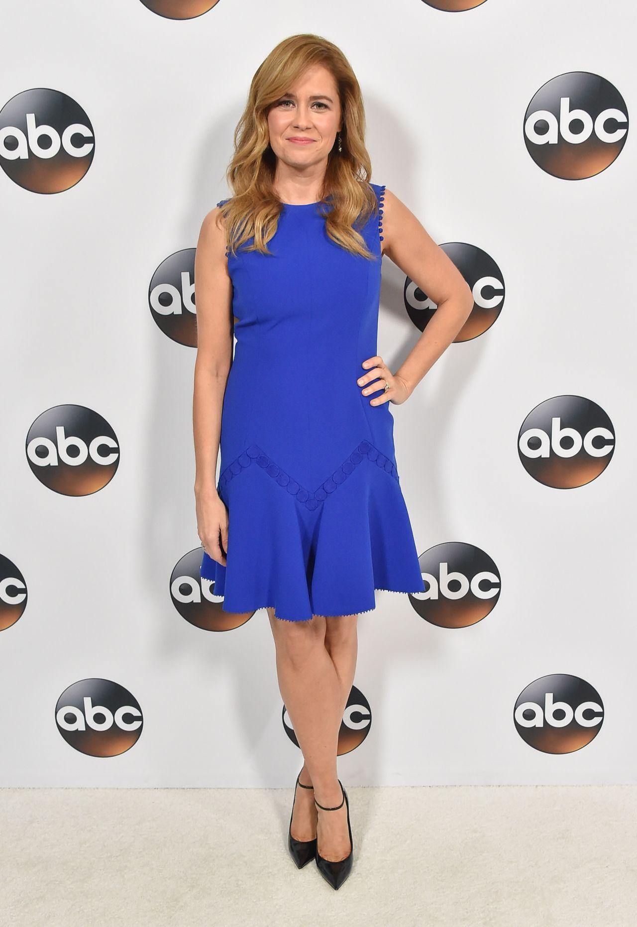 82d59975eeeca Jenna Fischer – ABC All-Star Party in LA
