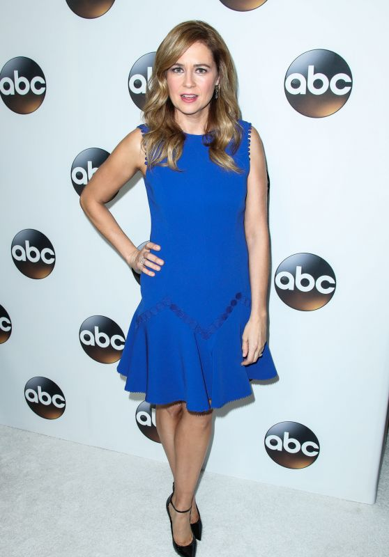 Jenna Fischer – ABC All-Star Party in LA