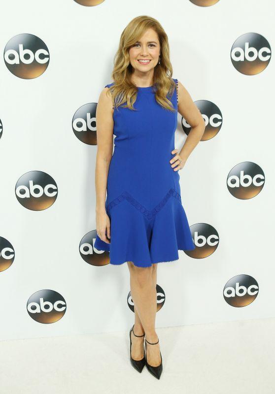 Jenna Fischer – Disney ABC Television TCA Winter Press Tour in LA