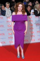 Jennie McAlpine – 2018 National Television Awards in London