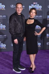 """Jennifer Gray – """"Black Panther"""" Premiere in Hollywood"""