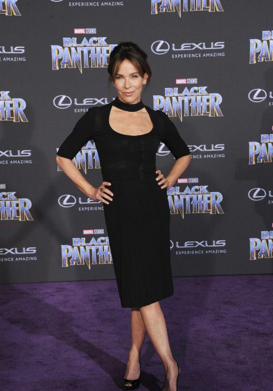 "Jennifer Grey – ""Black Panther"" Premiere in Hollywood"