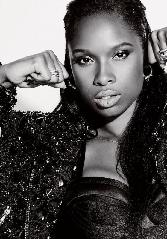 Jennifer Hudson - Cosmopolitan UK February 2018