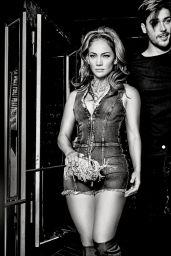 Jennifer Lopez - Guess Campaign Spring 2018