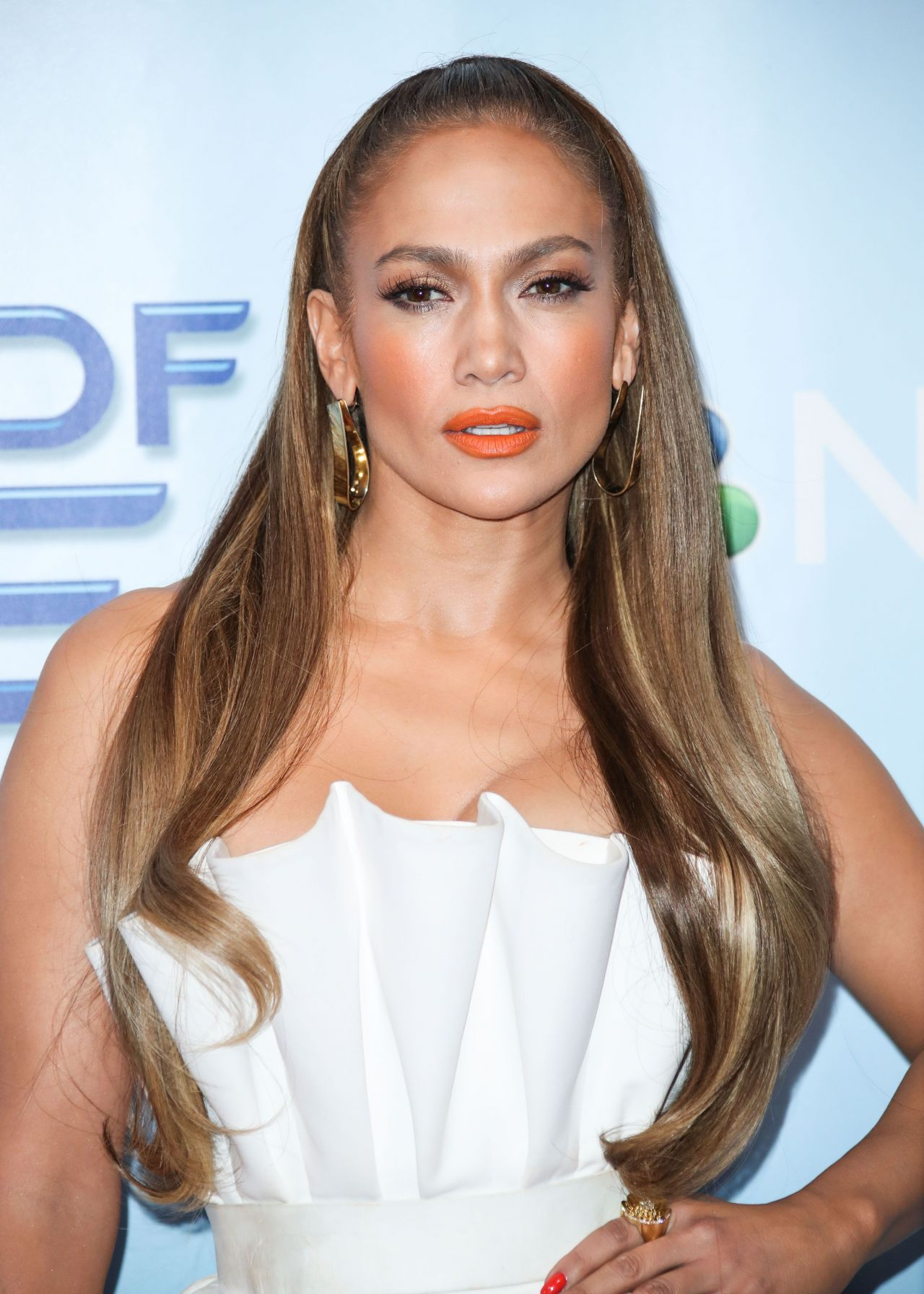 Jennifer Lopez - World of Dance TV Show Premiere in Los ... Jennifer Lopez