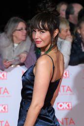 Jennifer Metcalfe – 2018 National Television Awards in London