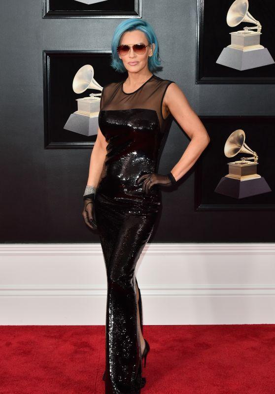 Jenny McCarthy – 2018 Grammy Awards in New York