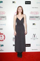 Jessica Barden – 2018 Critics Circle Film Awards in London