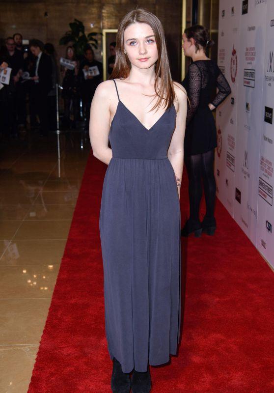 Jessica Barden - 2018 London Critic
