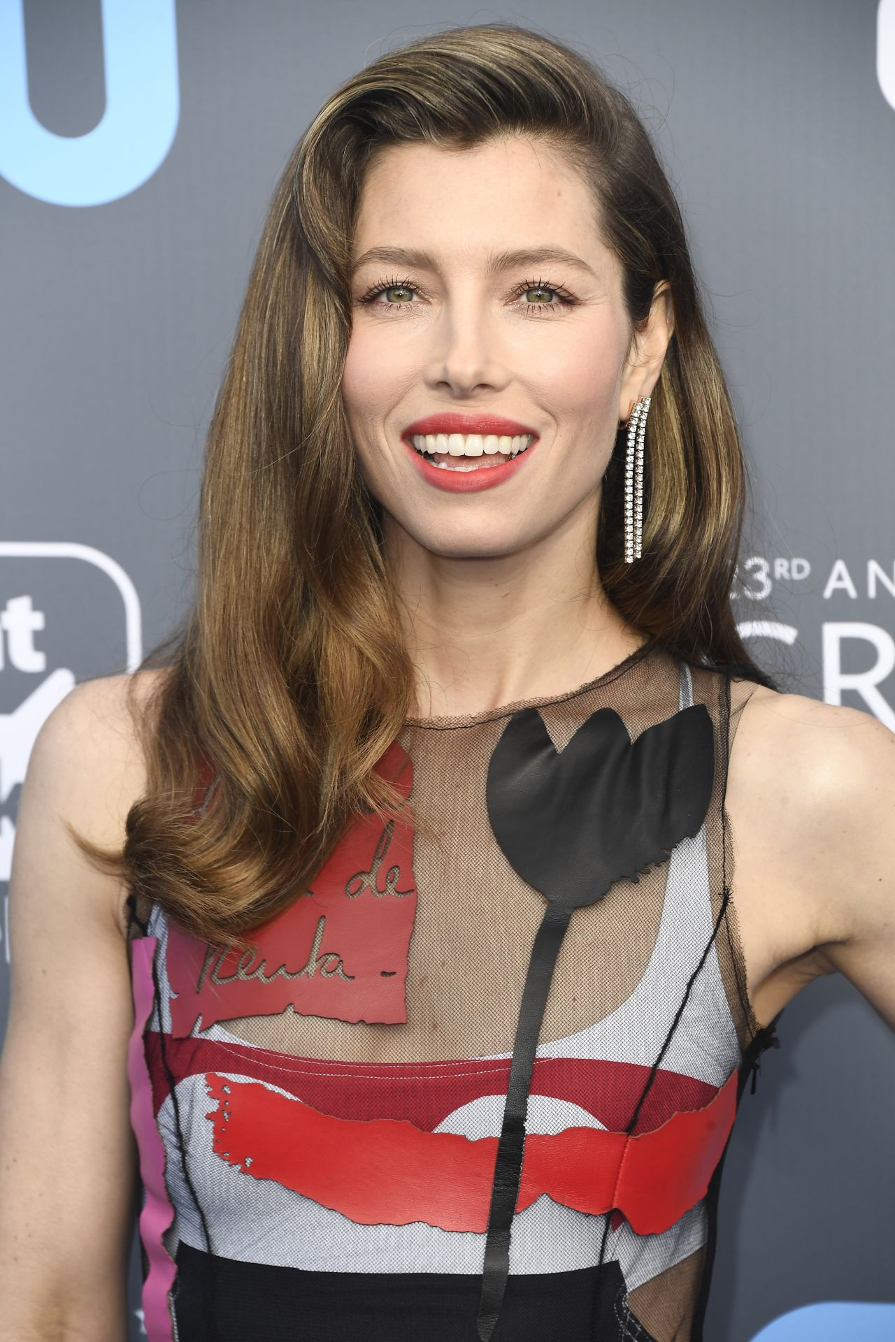 Jessica Biel – 2018 Critics' Choice Awards Jessica Biel