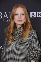 Jessica Chastain - 2018 BAFTA Tea Party in Beverly Hills