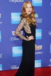 Jessica Chastain – Palm Springs International Film Festival Awards