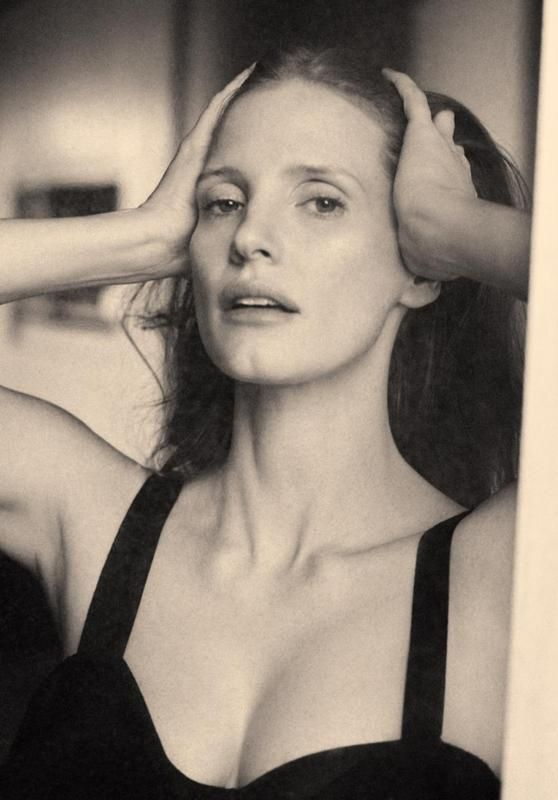 Jessica Chastain - Photoshoot for WSJ February 2018