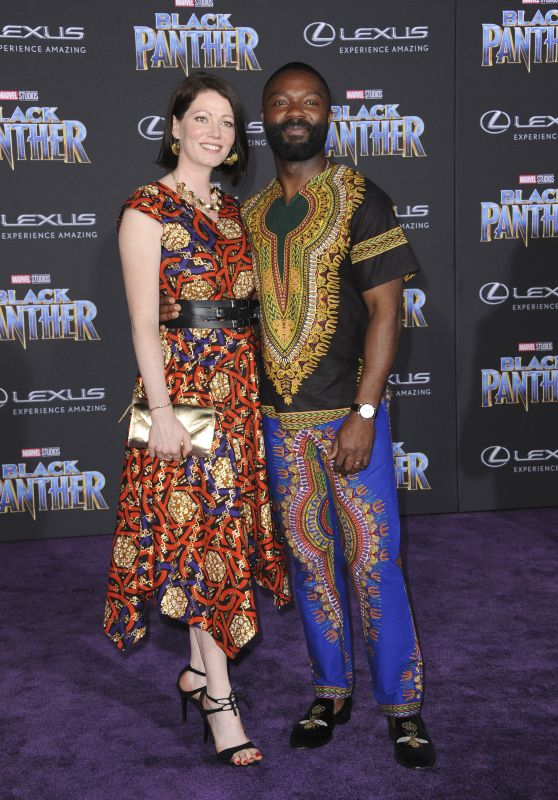 "Jessica Oyelowo – ""Black Panther"" Premiere in Hollywood"