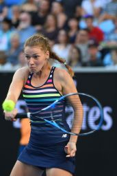 Jessika Ponchet – Australian Open 01/16/2018