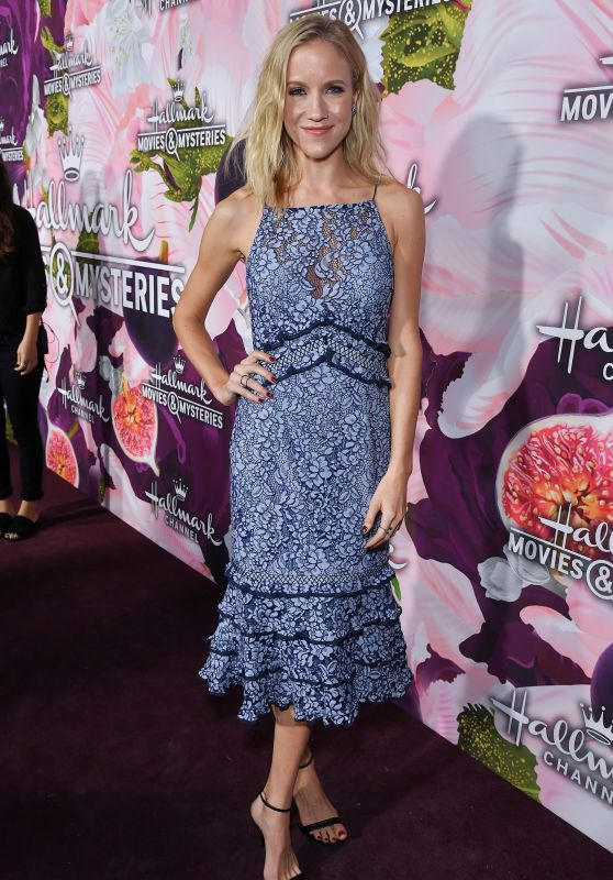 Jessy Schram – Hallmark Channel All-Star Party at the TCA Winter Press Tour in LA