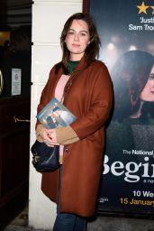 "Jill Halfpenny – ""Beginning"" Opening Night in London"