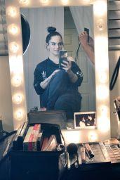 Joanna JoJo Levesque - Social Media, January 2018