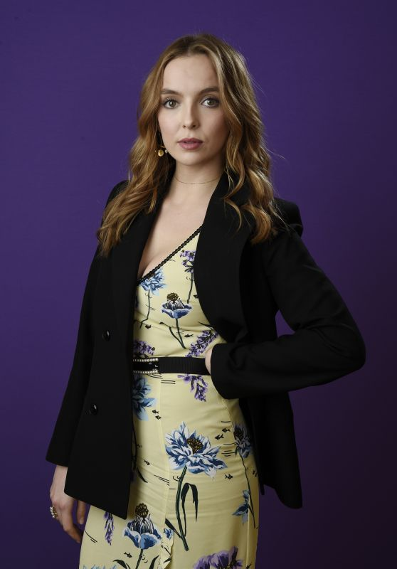 Jodie Comer - Killing Eve Winter TCA 2018 Portraits