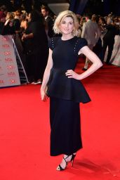 Jodie Whittaker – 2018 National Television Awards in London