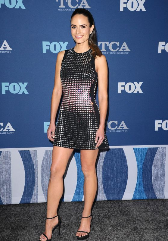 Jordana Brewster - Fox Winter TCA 2018 All-Star Party in Pasadena