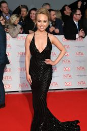 Jorgie Porter – 2018 National Television Awards in London