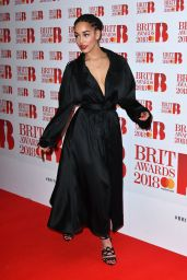 Jorja Smith – The BRIT Awards Nominations Launch Party in London