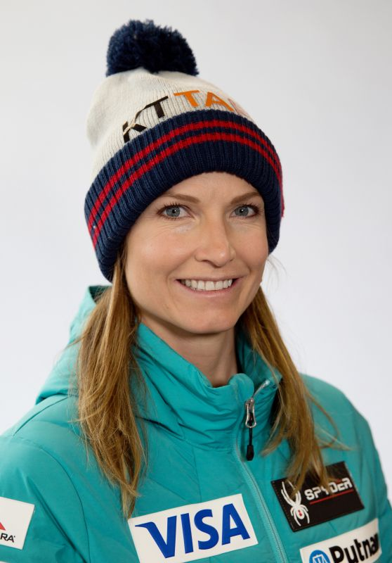 Julia Mancuso – US Alpine Ski Team Headshots 2017/18