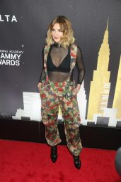 Julia Michaels - Delta Airlines Celebrates 2018 GRAMMY Weekend Event in NYC
