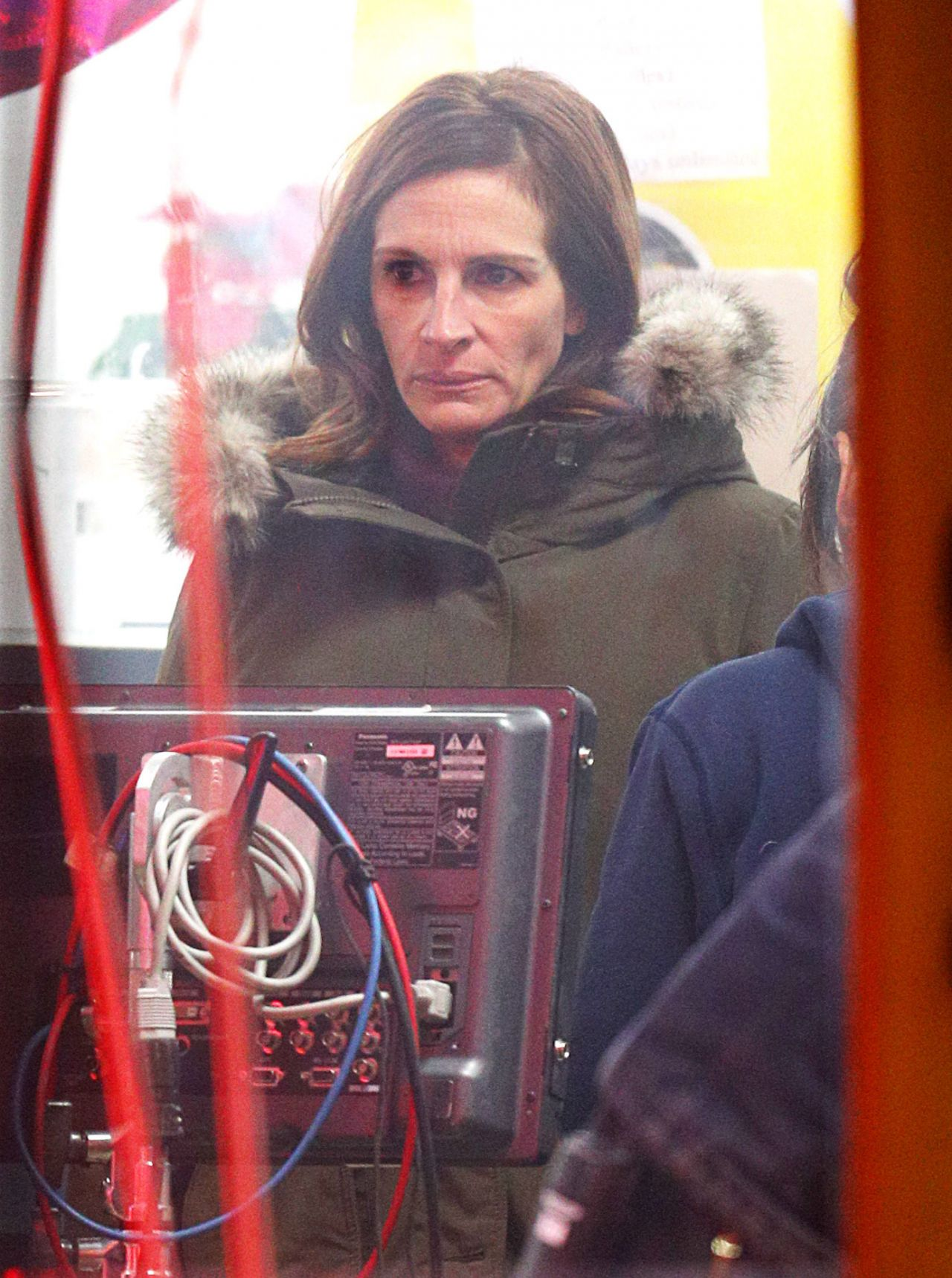 Julia Roberts Quot Ben Is Back Quot Filming In The Bronx