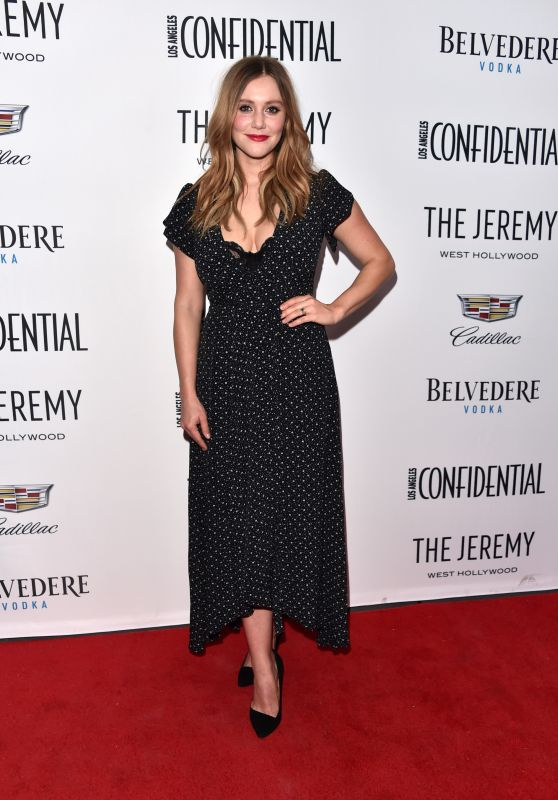 """Julianna Guill - Los Angeles Confidential Celebrates """"Awards Issue"""""""