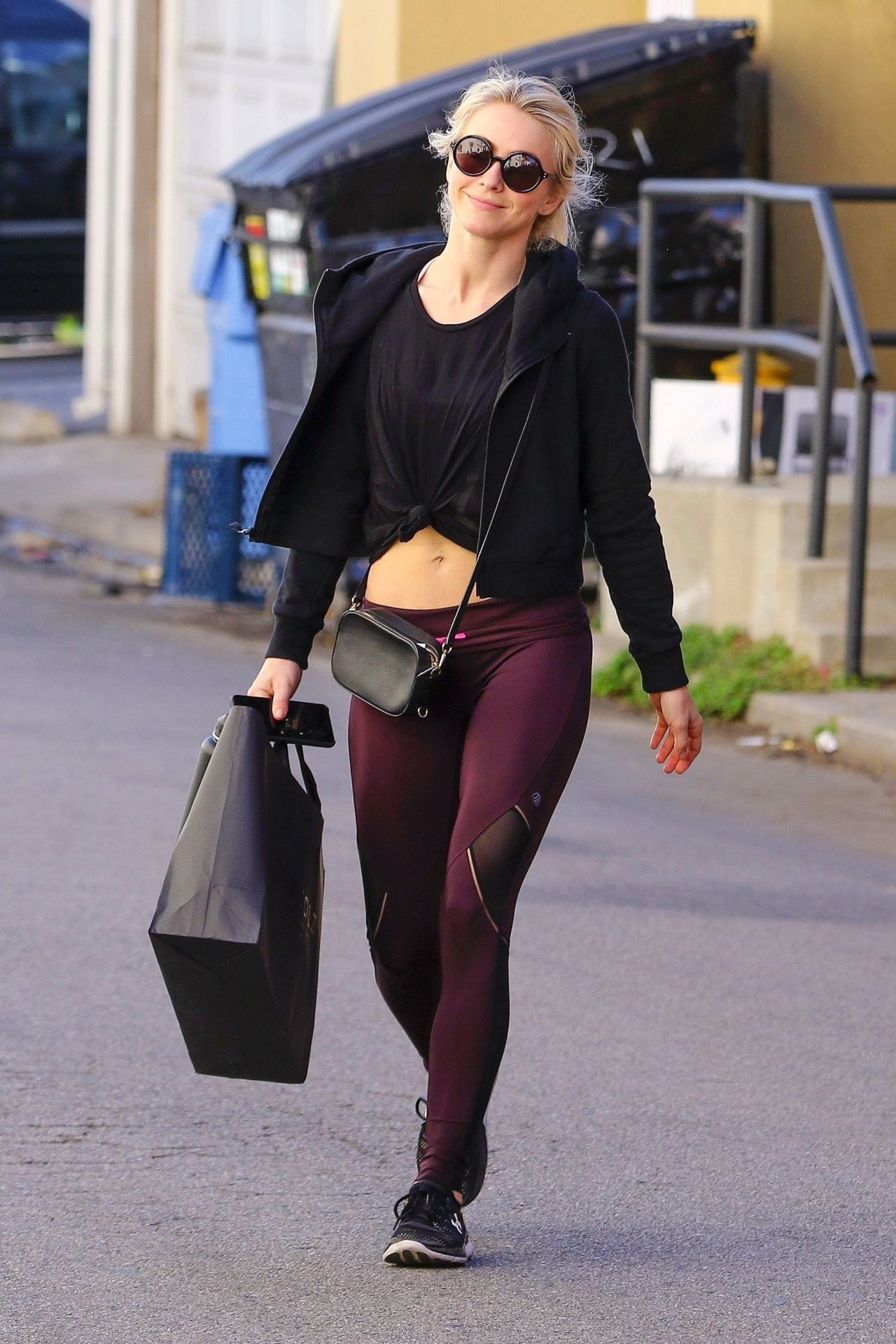 Julianne Hough After A Workout In Los Angeles 01 26 2018